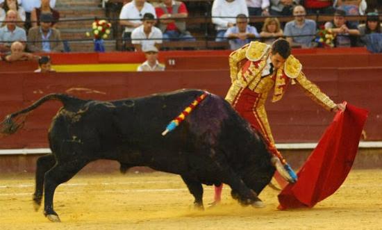 Alberto Gómez te invita a los toros el 9 de octubre en Valencia