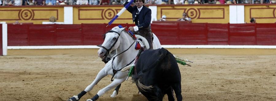 Diego Ventura prolonga su racha en Badajoz