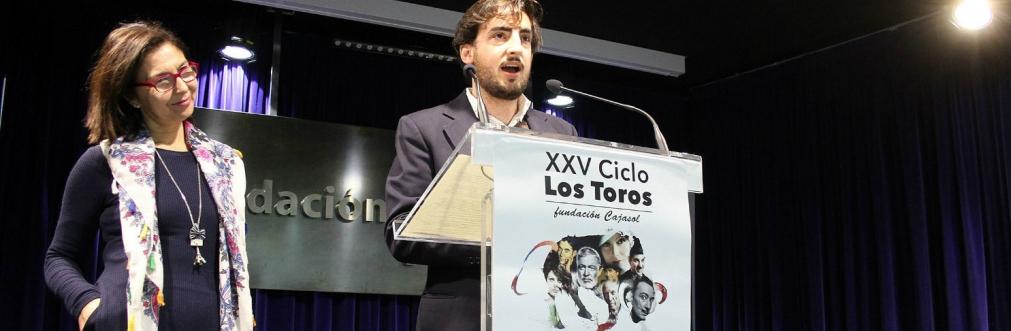 Presentado el XXV Ciclo Los Toros de la Fundación Cajasol en Huelva